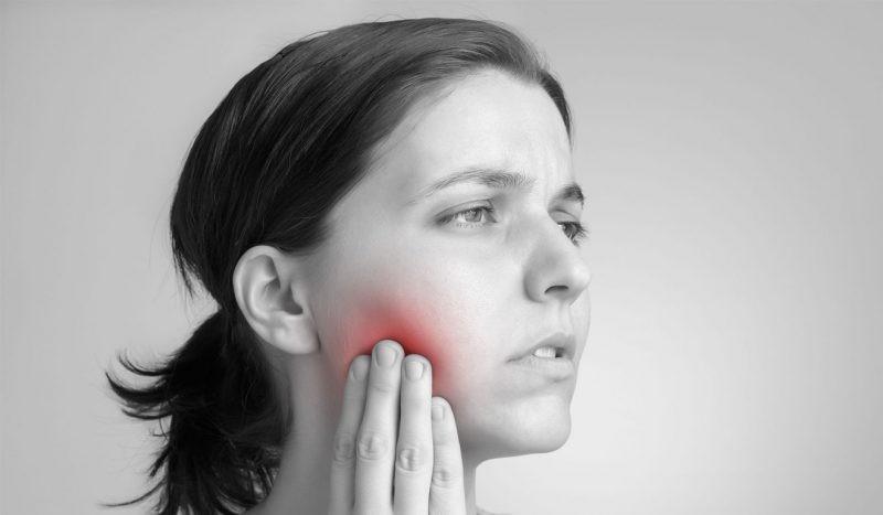 Зуб мудрости отек на челюсти
