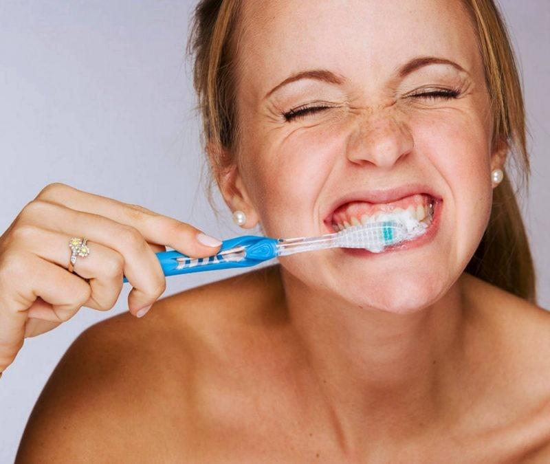 Как нужно отбеливание зубы