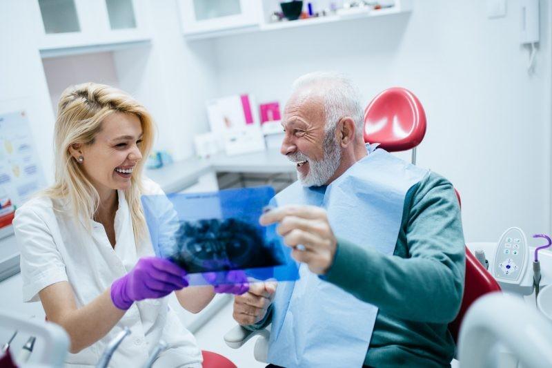 Снимки зубов какие бывают