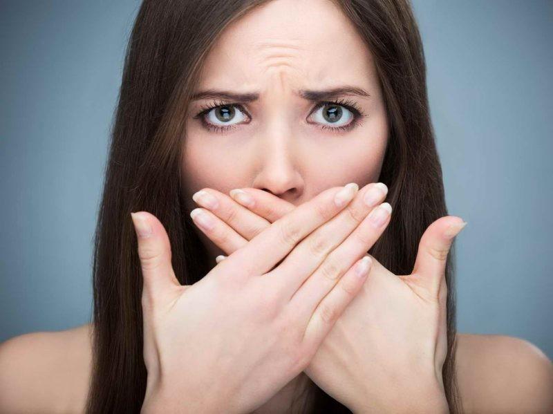Рак слизистой оболочки полости рта